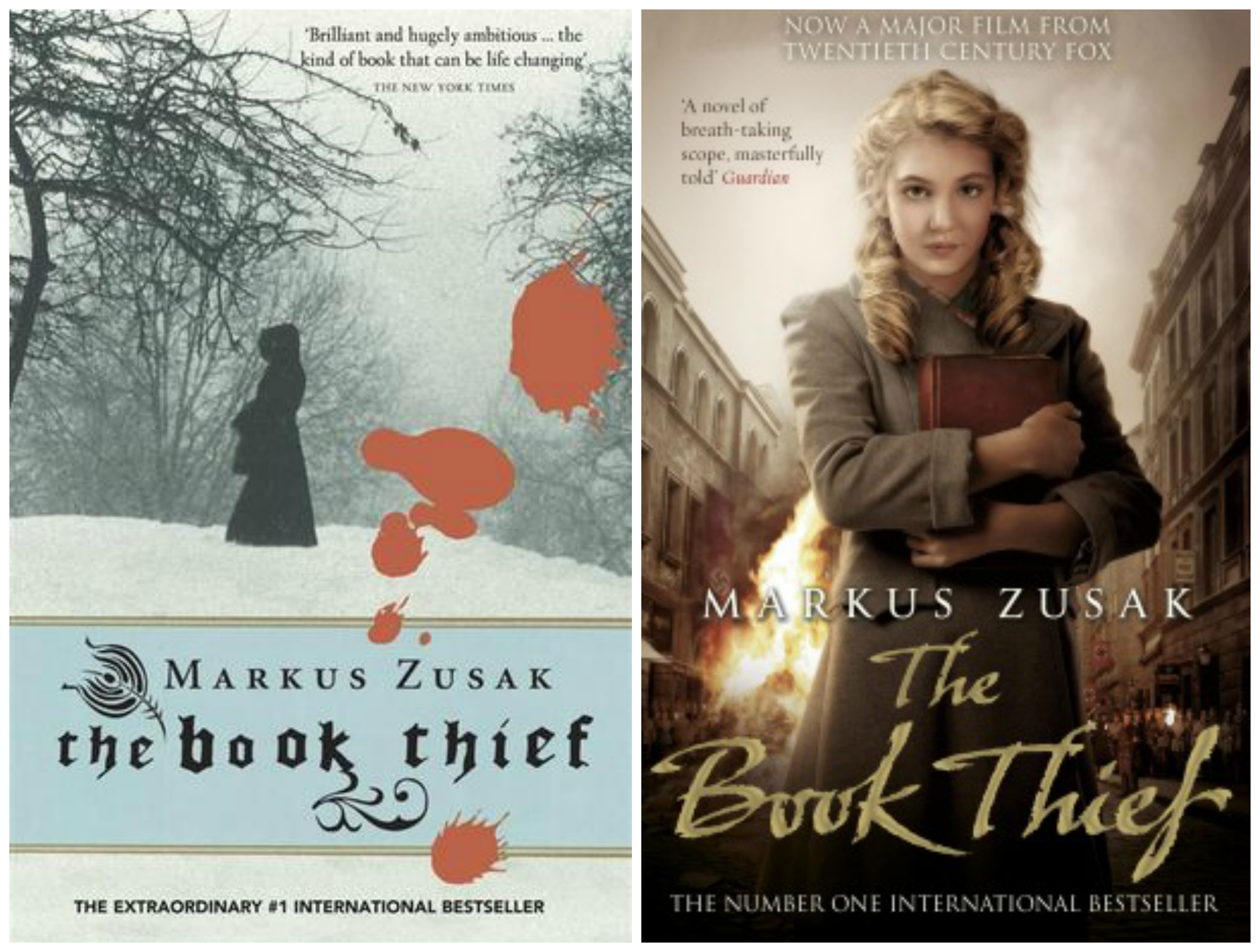 congratulations it s a movie books for a delicate eternity book thief collage